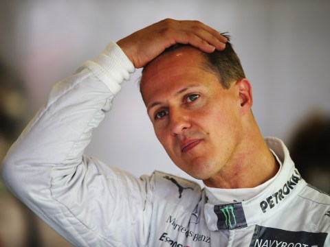 Michael Schumacher making 'encouraging signs' in recovery from ski accident, says Ross Brawn