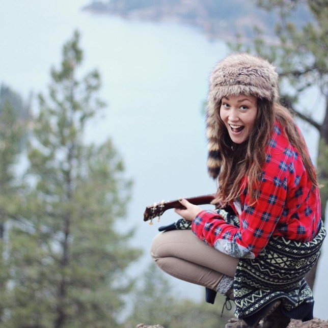 Body of missing 'Piano Guys' daughter Annie Schmidt found in Oregon, family says Picture: Facebook REF: https://www.facebook.com/groups/findannie/?fref=nf