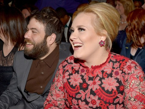 Smitten Adele now can't stop talking about being married to Simon Konecki