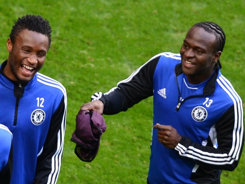 Chelsea duo Victor Moses and John Obi Mikel seal win for Nigeria