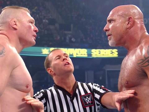 WWE Survivor Series results: Bill Goldberg destroys Brock Lesnar and the best RKO ever?