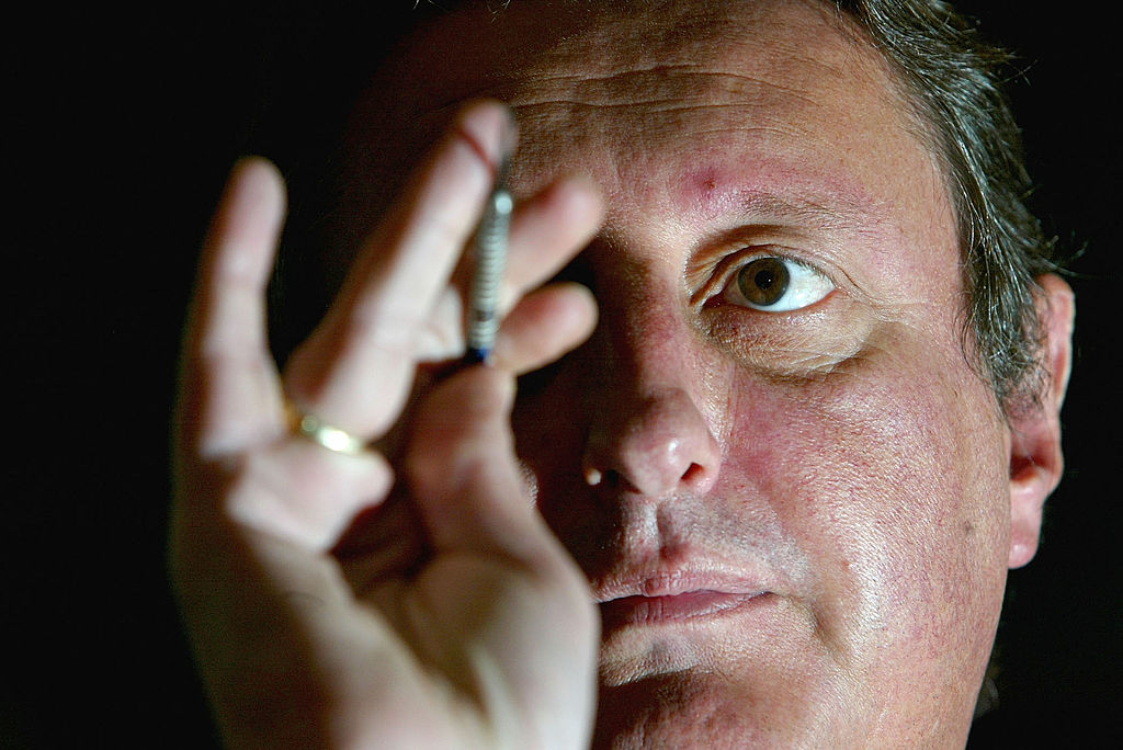 People like Eric Bristow are the reason male sexual abuse victims are afraid to come forwards