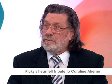 Ricky Tomlinson rules out reboot of The Royle Family following Caroline Aherne's death