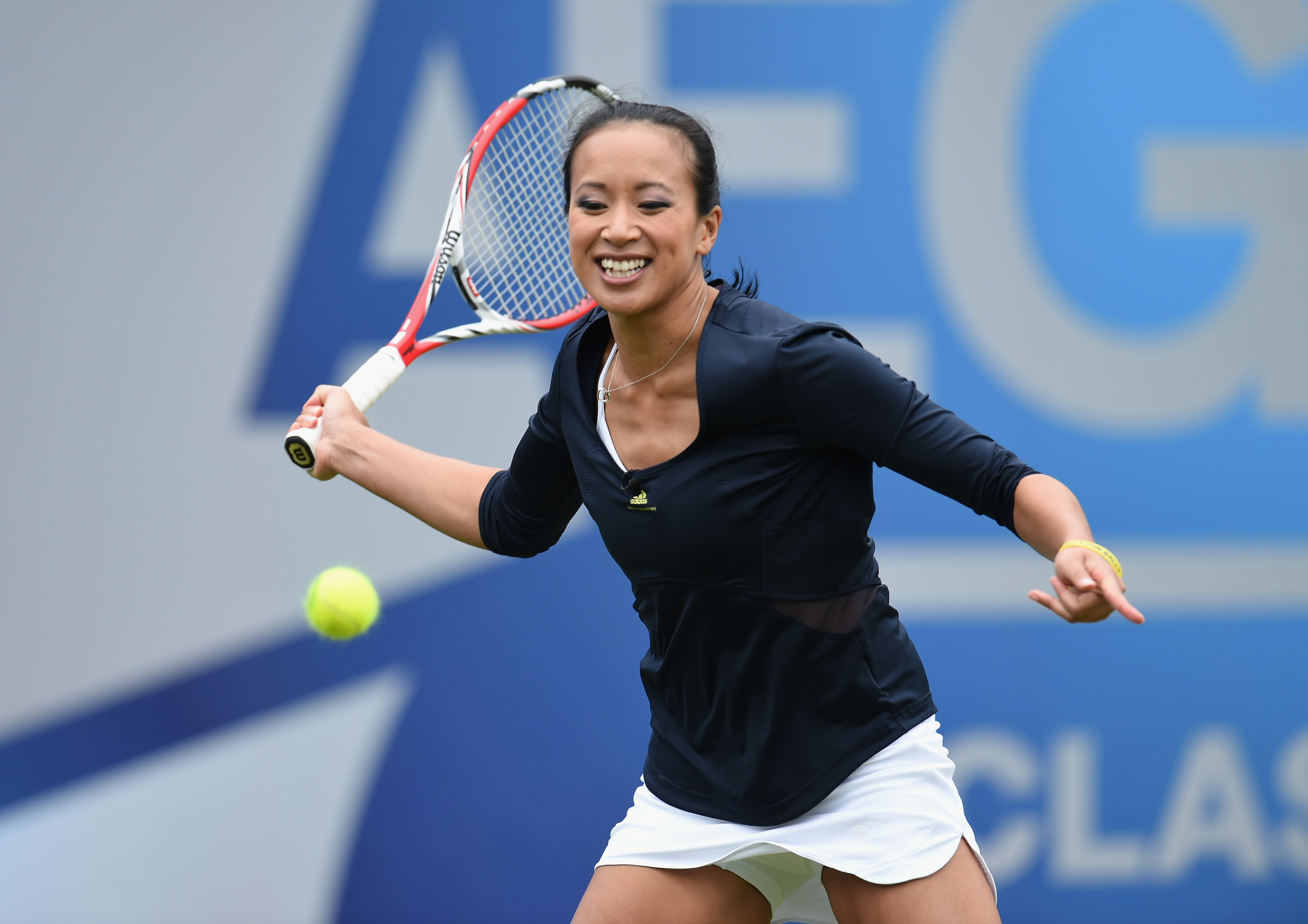 Former British No. 1 Anne Keothavong succeeds Judy Murray as Great Britain Fed Cup captain