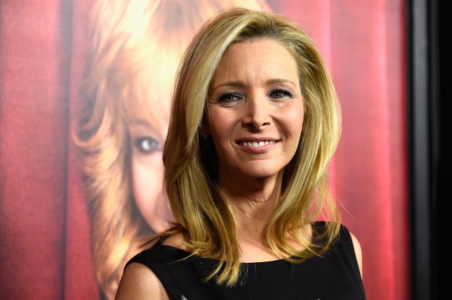 Friends star Lisa Kudrow is executive producing CBS gay legal drama Rebel Law (Picture: Frazer Harrison/Getty Images)