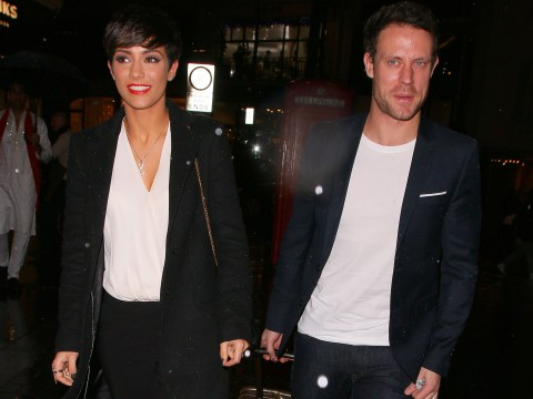 Frankie Bridge left mortified after husband Wayne reveals details of their sex life on I'm a Celebrity