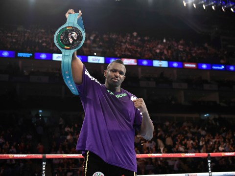 David Allen tips Dillian Whyte for win in grudge match with Dereck Chisora on December 10 in Manchester