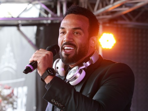 Craig David is releasing the official Children In Need single for 2016