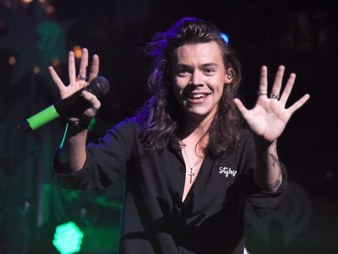 Harry Styles' 'beautiful' and 'authentic' debut album is NEARLY READY!