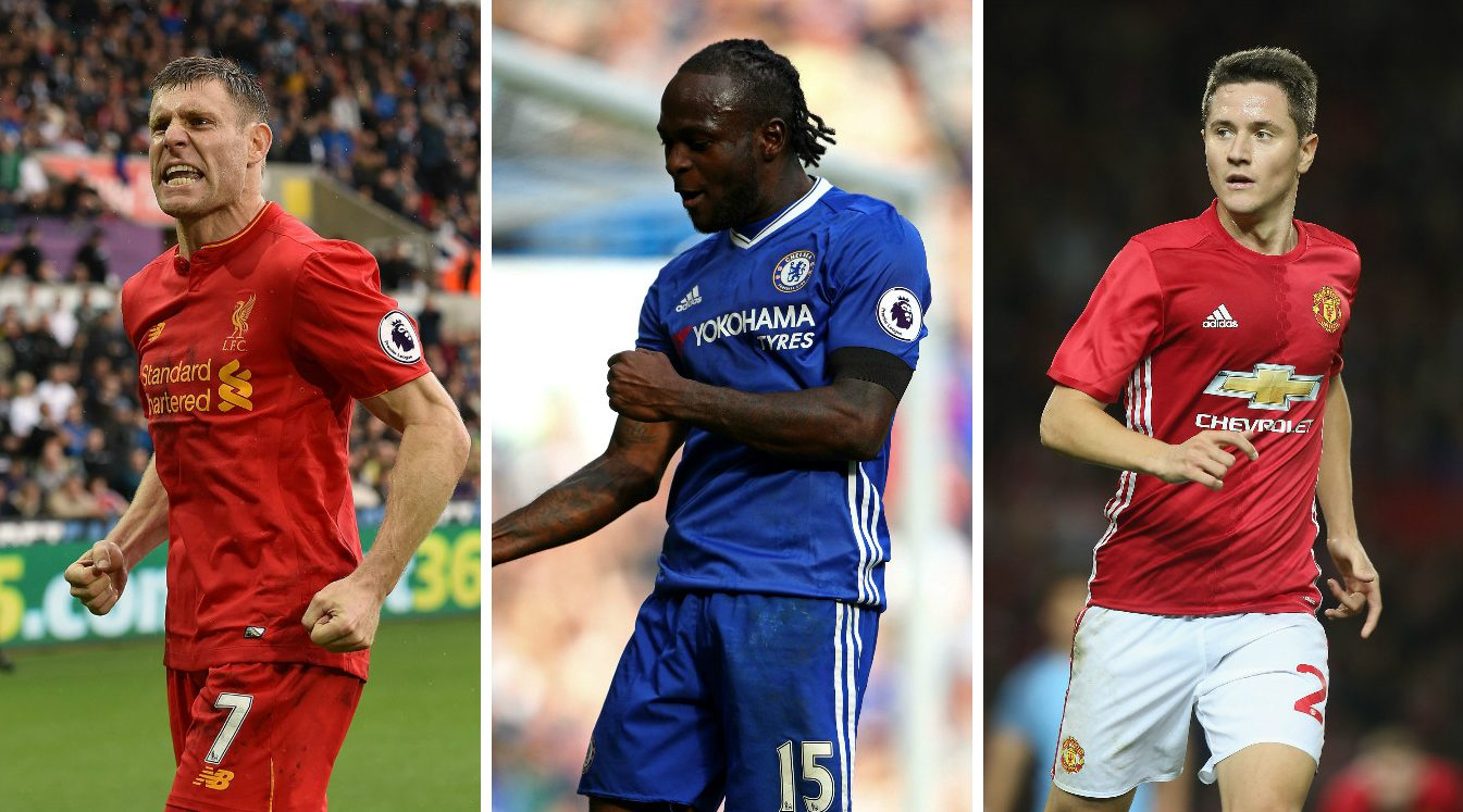 James Milner, Victor Moses: 5 surprise players who've become vital for their clubs this season