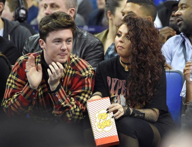 Jesy Nelson Jake Roche might have broken up (Picture: Karwai Tang/WireImage)