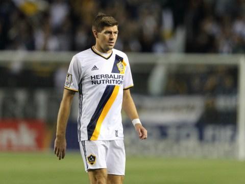 Steven Gerrard and LA Galaxy confirm former Liverpool captain has left the MLS club