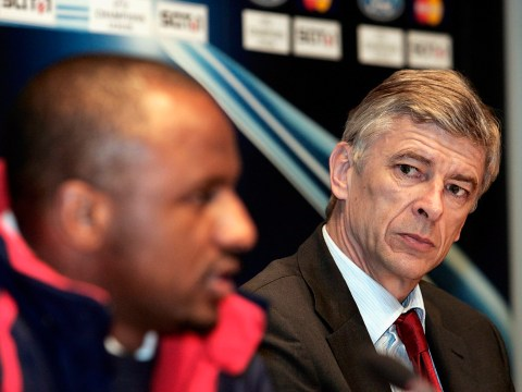 Arsenal legend Patrick Vieira says managing Manchester City would be the 'fairytale story'