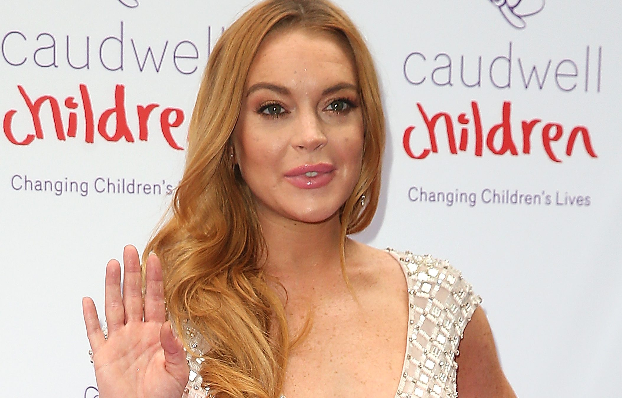 Lindsay Lohan has revealed she's been working on a Mean Girls 2 sequel (Picture: WireImage)