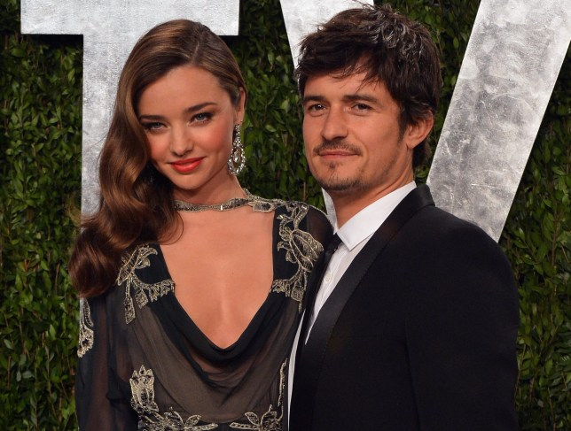 Miranda Kerr has revealed how her marriage breakdown with Orlando Bloom sent her into a dark depression (Picture: Axel Koester/Corbis via Getty Images)