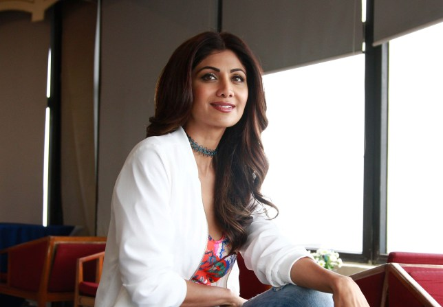Shilpa Shetty has responded to backlash over Animal Farm Picture: Hindustan Times via Getty Images)