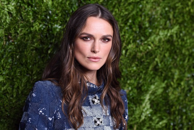 Keira Knightley has slammed the 'ridiculous' gender pay gap prevalent across Hollywood (Picture: ANGELA WEISS/AFP/Getty Images)
