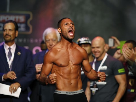 Kell Brook tells Amir Khan quit talking and sign the contract if he really wants to fight the IBF king