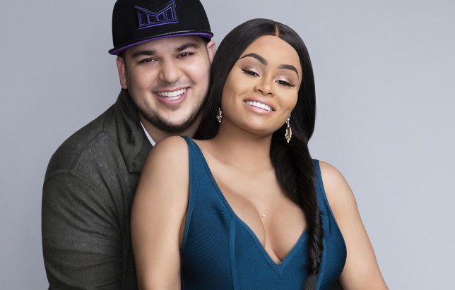 Rob Kardashian has apologised to Blac Chyna on social media (Picture: E! Entertainment/NBCU Photo Bank via Getty Images)