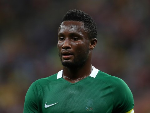 Nigeria boss slams Antonio Conte over treatment of Chelsea star John Obi Mikel