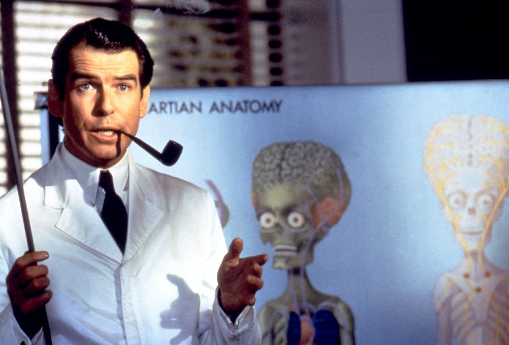 20 things you didn't know about Mars Attacks!   Metro News