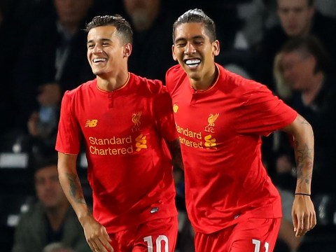 Brazilian happiness is the secret to Liverpool's success, say Philippe Coutinho and Roberto Firmino