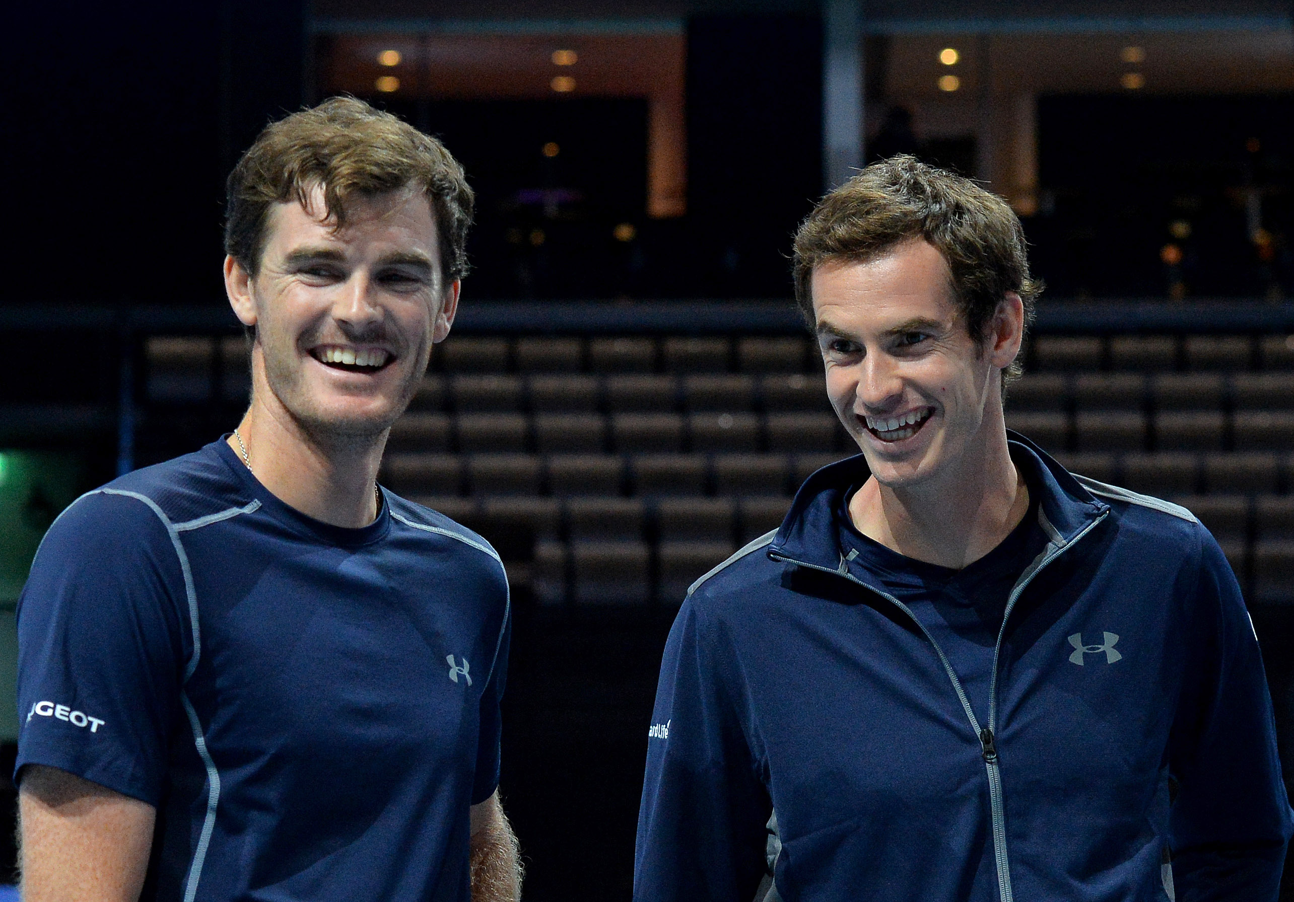 'Just keep doing your thing' – Jamie Murray urges brother Andy to fight on for No. 1 at ATP World Tour Finals