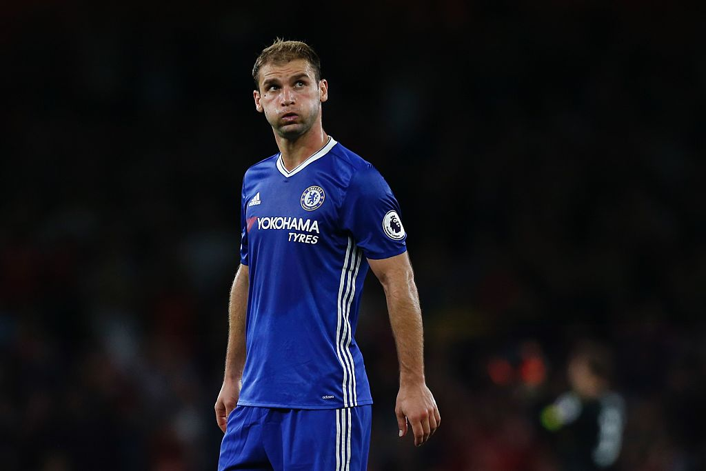 Branislav Ivanovic determined to stay in London as Chelsea exit draws closer