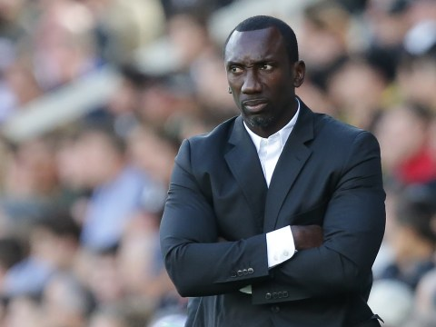 Jimmy Floyd Hasselbaink sacked by Queens Park Rangers