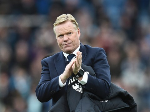 Ronald Koeman in awe of Chelsea's 3-4-3 formation after Everton thrashing