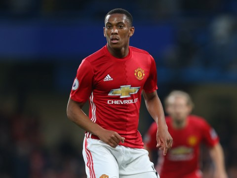 Manchester United legend Gary Neville criticises Anthony Martial's lack of work rate