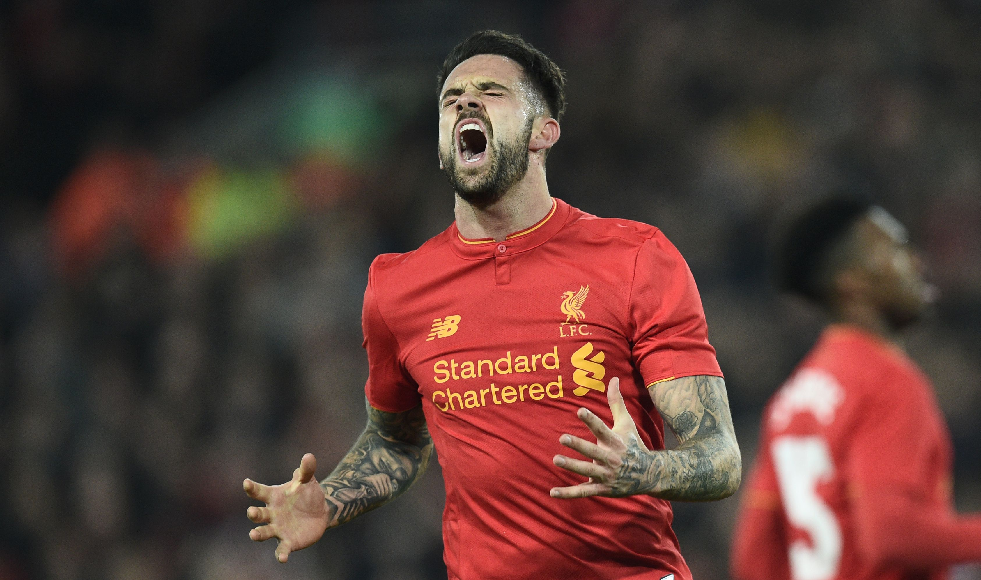 Liverpool striker Danny Ings suffers another heartbreaking knee injury ruling him out for the season