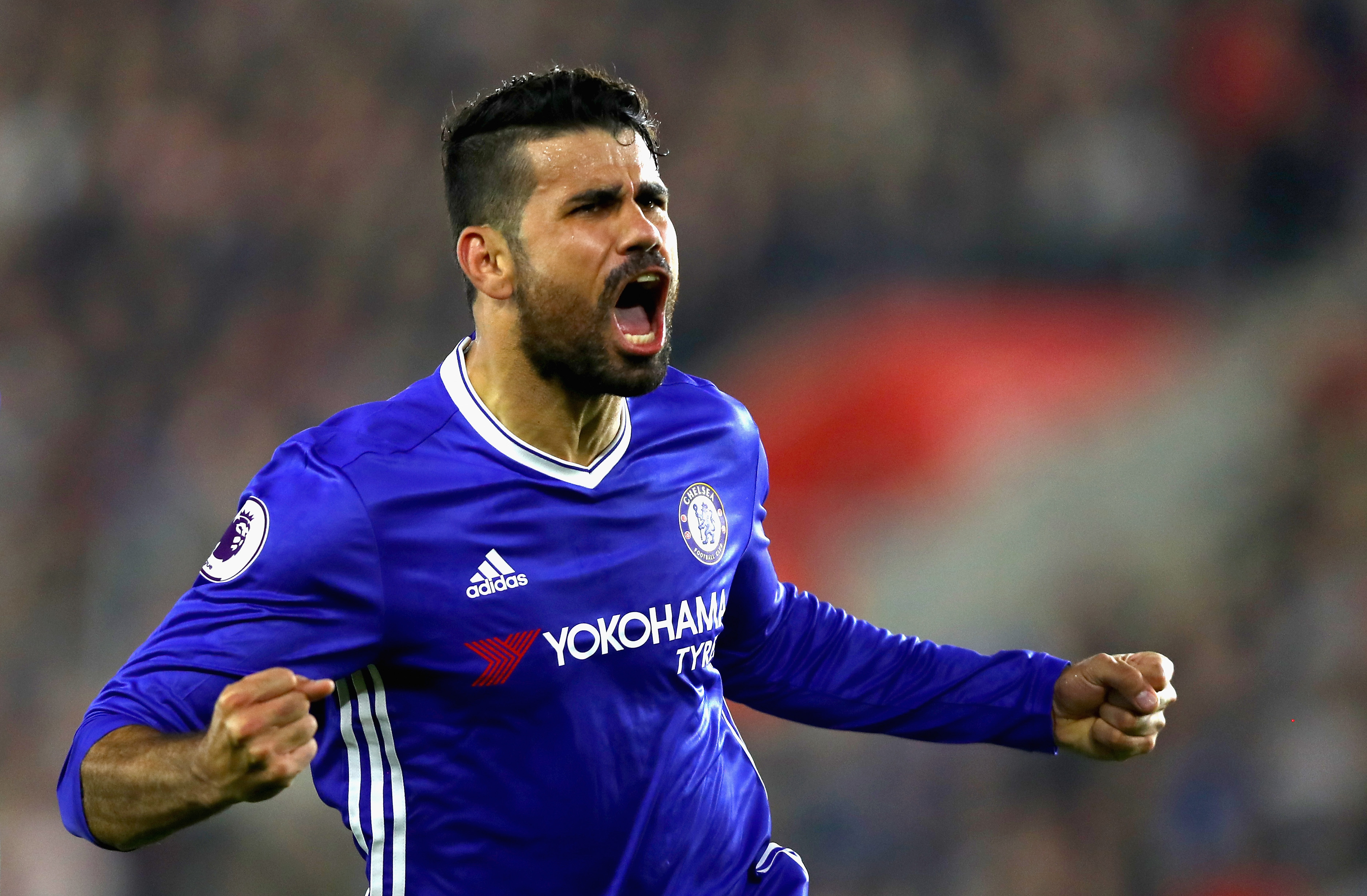 Revealed: The stats that show that Chelsea were right to keep Diego Costa and not sign Romelu Lukaku this summer