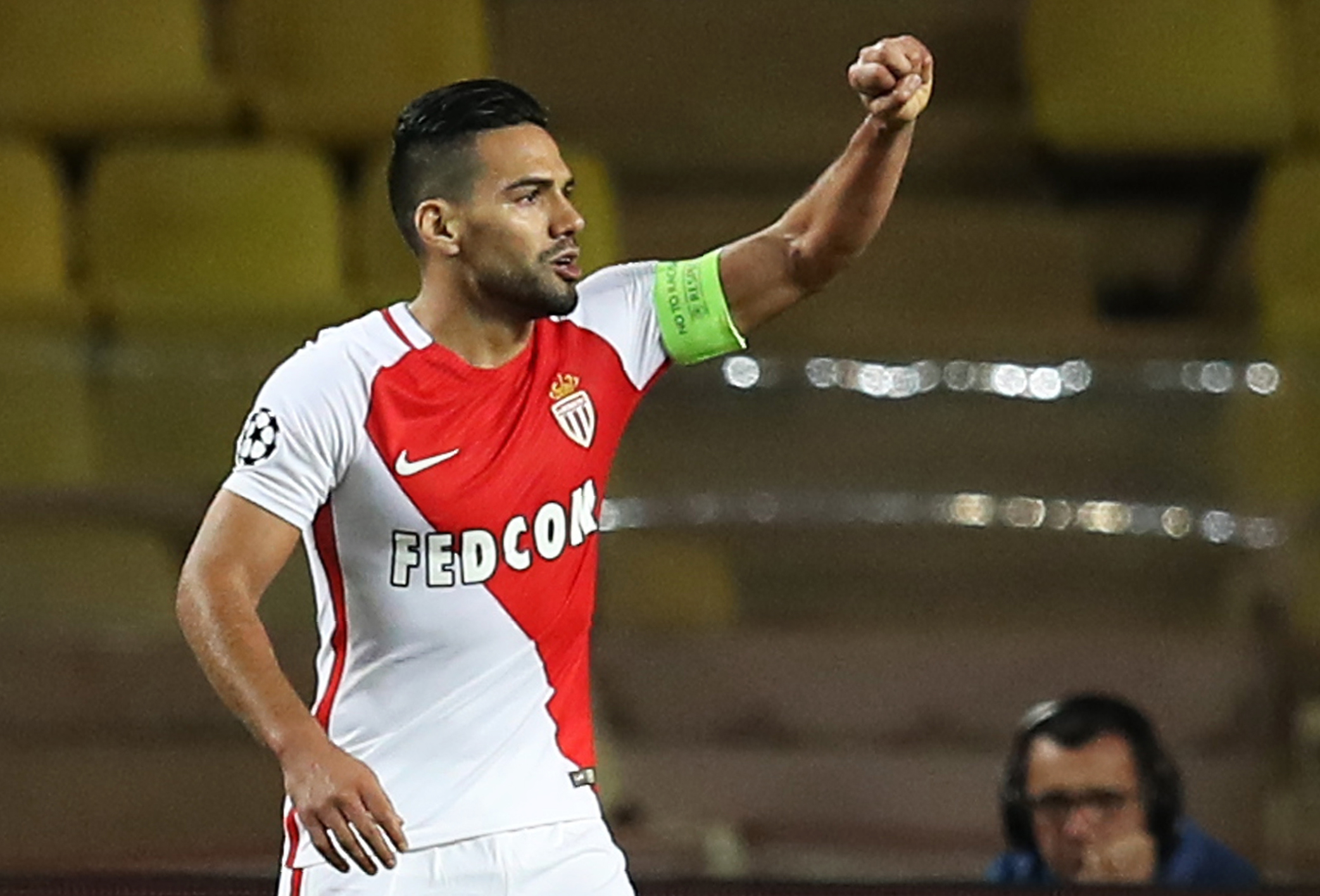 Manchester United and Chelsea flop Radamel Falcao ends 2450 day Champions League goal drought