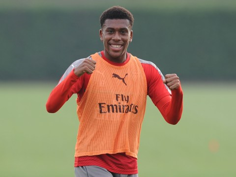 Arsenal star Alex Iwobi admits he thought he would be sent out on loan this season