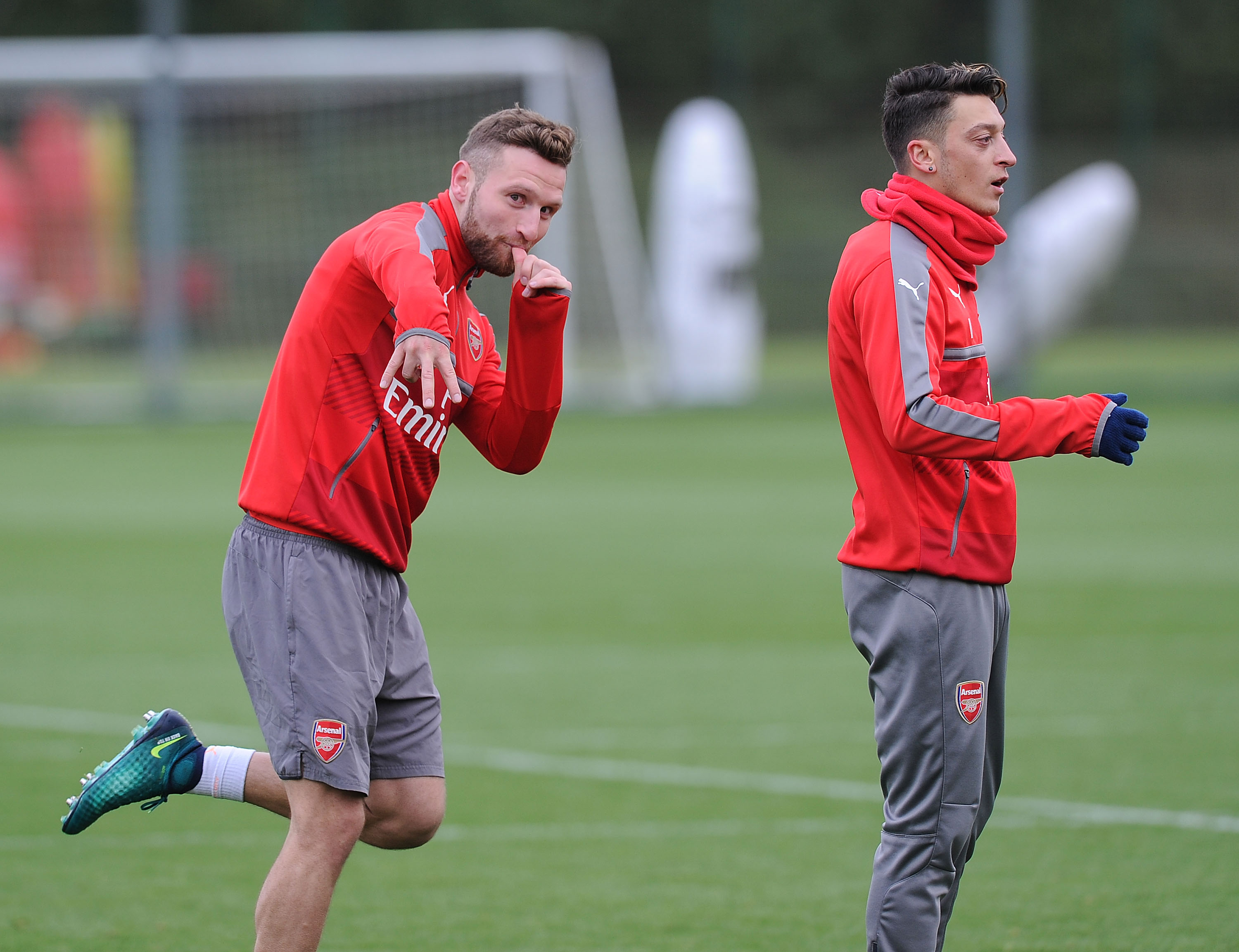 Shkodran Mustafi has the potential to become the complete defender at Arsenal, claims his former Valencia manager Gary Neville