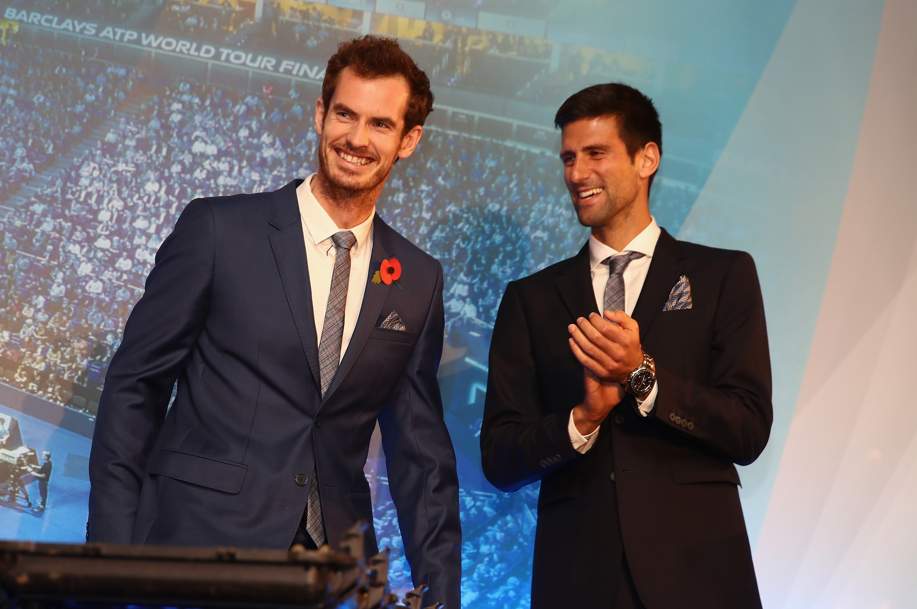 Andy Murray: ATP World Tour Finals clash with Novak Djokovic would be 'perfect end'