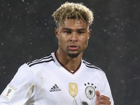 Serge Gnabry relieved to be over Arsenal hell following Germany hat-trick