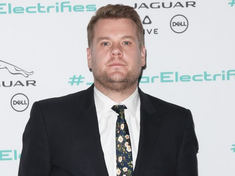 James Corden shoehorned into all-female Ocean's Eight cast