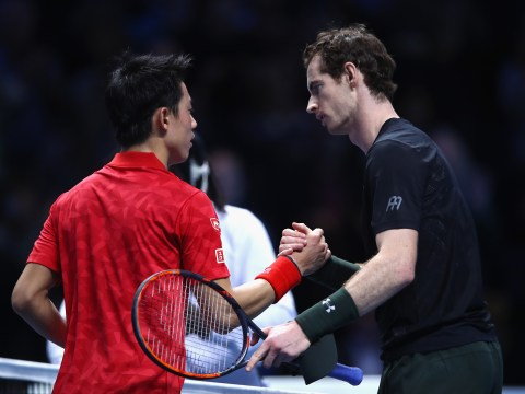Kei Nishikori: Andy Murray will reach semi-finals of ATP World Tour Finals, I hope to join him