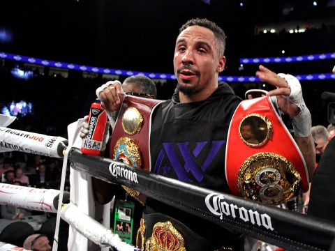 Andre Ward fights back to defeat Sergey Kovalev and win the IBF, WBO, and WBA light heavyweight world titles