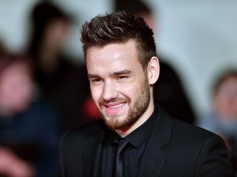 Liam Payne flies solo without girlfriend Cheryl for the I Am Bolt premiere