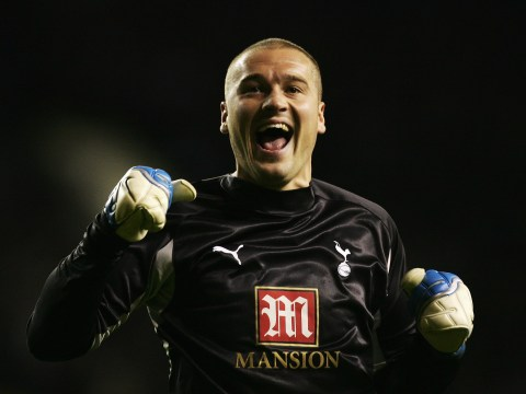People had forgotten Paul Robinson existed as he makes Burnley debut v Manchester City