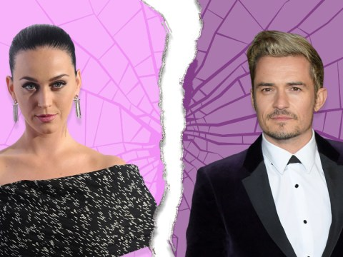 Katy Perry and Orlando Bloom 'break up after 10 months together'
