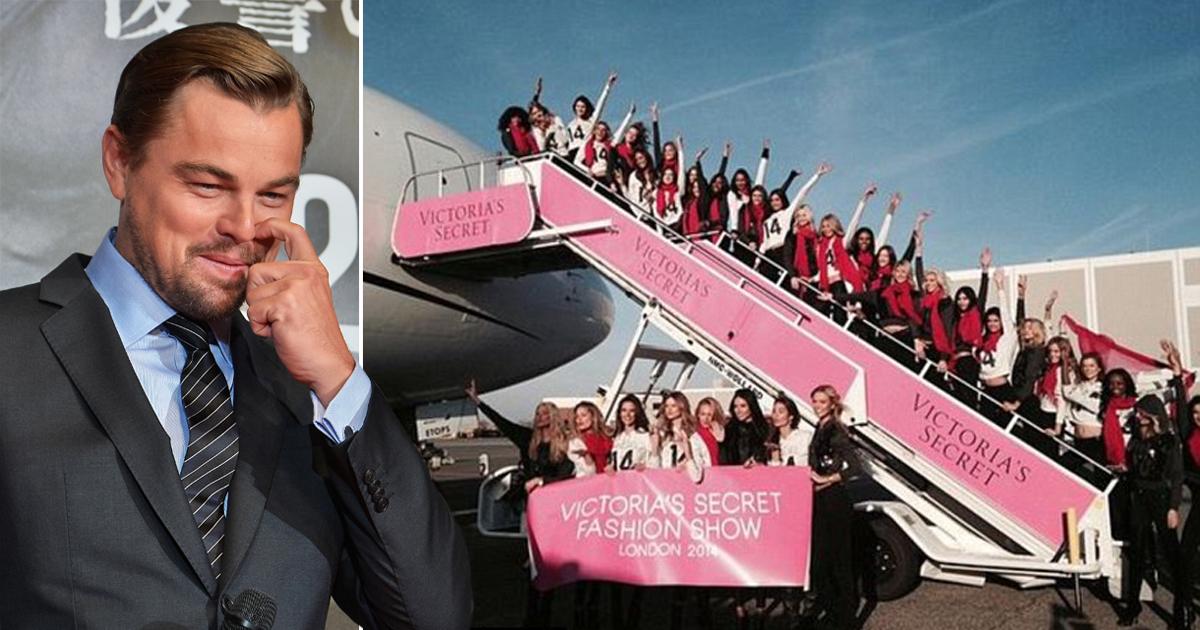 Gigi Hadid's former stepsister has hilariously thrown shade on Leonardo DiCaprio's love life
