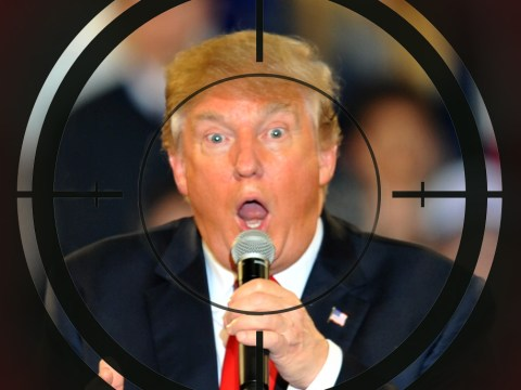 Assassination threats are being made against Donald Trump