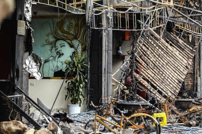 Huge blaze at large karaoke bar in Vietnam kills at least 13 | Metro