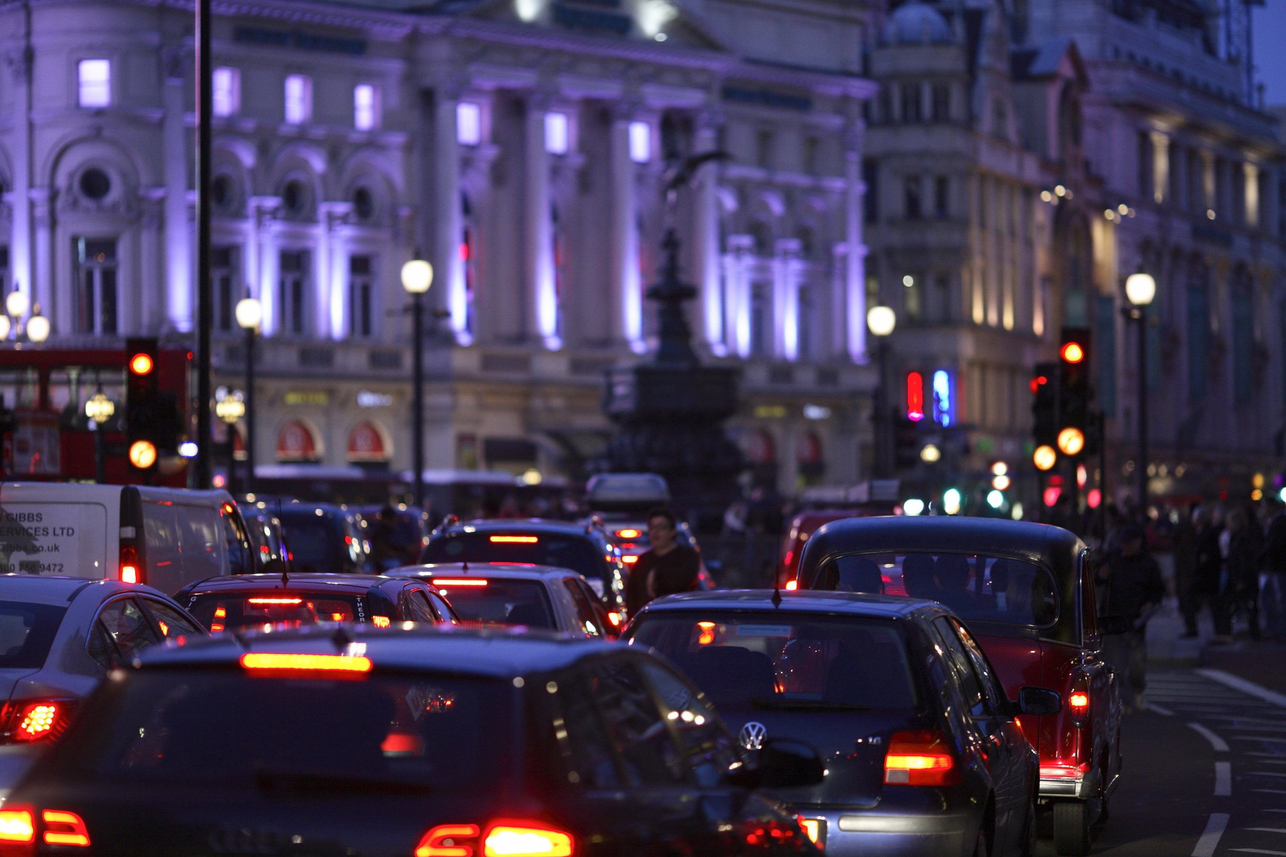 Is your city one of 16 about to get congestion zones to tackle air pollution London, Greater London, England, United Kingdom, Europe