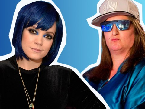 Lily Allen throws major shade at X Factor contestant Honey G