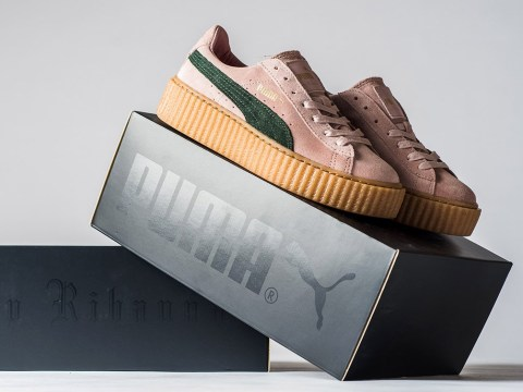 Rihanna's Puma Creeper wins Shoe Of The Year